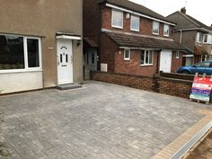 Here are some before, during and after pictures of a block paving driveway completed by SD Home Improvements in Yate, Bristol. First we started by breaking up and removing the old concrete and gravel driveway. Our next step was to lay an 804 sub-base, followed by a heavy duty weed protection membrane. To avoid potential […]