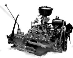 The Ford V8 flathead, produced from 1932 to 1953, gave the world affordable, mass-produced V8 power.
