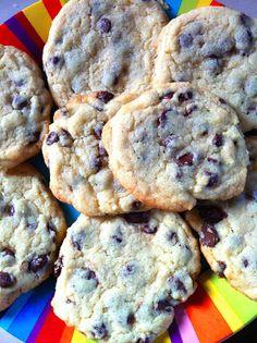 Cuisiner Bien: Chewy Chocolate-Chip Cookies