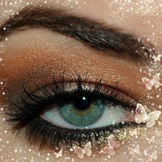 fall smokey eye makeup