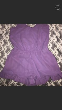 322961d47cf Lilac Romper  fashion  clothing  shoes  accessories  womensclothing   jumpsuitsrompers (ebay link)
