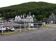The Most amazing little Harbour In Exmoor National Park