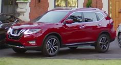 2017 Nissan Rogue Facelift Apparently Makes Early Appearance In Ad #commercials #LA_Auto_Show