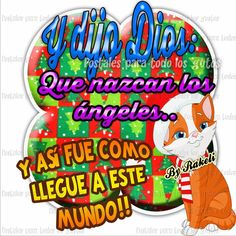 Postales Para Todos Los Gustos: Y DIJO DIOS!!