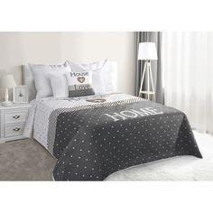 Sedy prehoz na manzelskou postel HOME