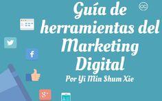 Guía de Herramientas para Marketing Digital