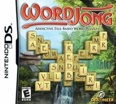Word Jong by Destineer #videogames #gamer #xbox #nintendo #playstation