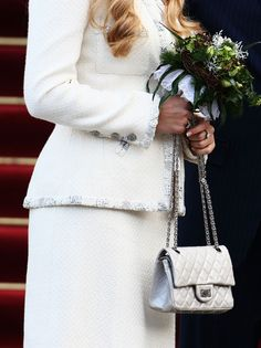 Princess Stephanie of Luxembourg Photos Photos: The Wedding Of Prince Guillaume Of Luxembourg & Stephanie de Lannoy - Civil Ceremony Gold Outfit, Chanel Outfit, Royal Family Portrait, Family Portraits, Got Married, Getting Married, Princess Stephanie, Royal Brides, Civil Wedding