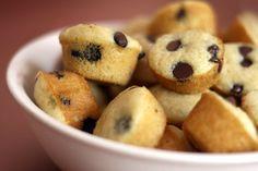 "Chocolate Chip ""Puffins"" - Pancake Muffins:)"