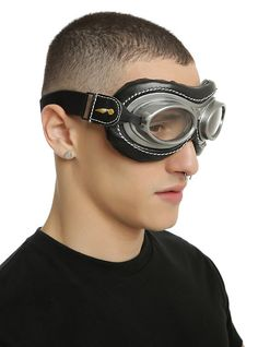 Experience the world of Harry Potter with these enchanting cosplay style Quidditch goggles, handcrafted out of the finest materials with amazingly detailed golden snitch icons. One size fits most Potterheads Muggle-made materials Imported Harry Potter Quidditch, Harry Potter Cosplay, Golden Snitch, Style, Golden Apple, Swag, Outfits