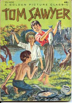 If Tom Sawyer were a kid today, he'd be diagnosed with ODD. And ADHD. And...