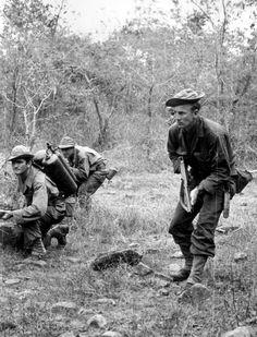 Merrill's Marauders in Burma 1944