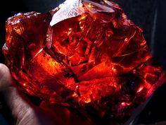 4150ct Baltic Amber Fossil Facet Rough Specimen