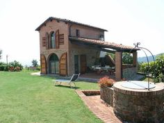 holiday home La Melia in Pistoia (Tuscany): house with terrace