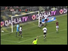 Andrea Pirlo vs Parma 10/11 By Zouzinho