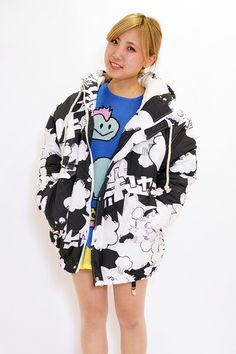 picture of galaxxxy Manga Blouson Jacket 2