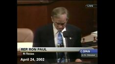 Ron Paul - Predictions in Due Time (Original) ~ Every single one came true. How is this man not leading the free world as President of the United States?