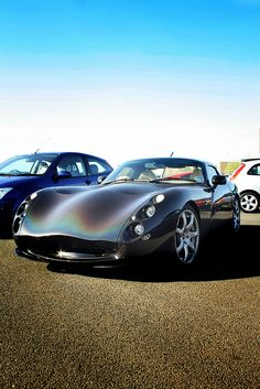TVR Tuscan in Spectraflair Black