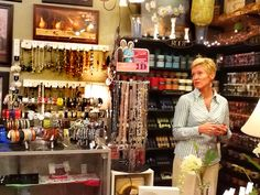 Michelle Harris, senior buyer of Dedrick's Pharmacy & Gifts in New Paltz, NY ( Smith Gifts) Pharmacy Gifts, New Paltz, Local Stores, I Shop, Fans, Shopping, Followers