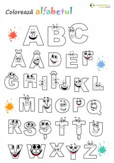 Letter Worksheets, Alphabet Activities, Educational Games, Letters And Numbers, Bullying, Preschool, Classroom, Lettering, Fun