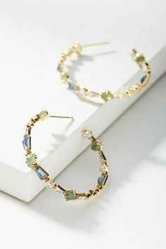 Shop the Kristina Hoop Earrings and more Anthropologie at Anthropologie today. Read customer reviews, discover product details and more.