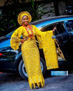 "291 Likes, 2 Comments - olaitan lamidi (@olaitanlamidi) on Instagram: ""Now Mrs Jaiyeola was all shade of fabulous on her traditional wedding day and we are glad we were…"""