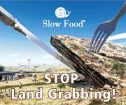 Slow Food - Stop land grabbing