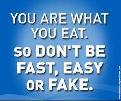 EAT LESS CRAP!!!   #diet #health #food