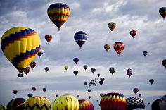 I would love to be there a third time for Balloon Fiesta