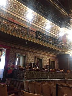 Teatro Juarez Guanajuato México