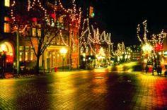 Bethlehem, PA  - Christmas City, USA