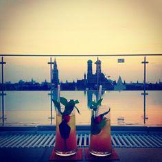 MANDARIN ORIENTAL HOTEL Maria-Ward-Str. 24, Munich #sunset #munichcity #muc #sun #sunny #day #rooftop #rooftopsmunich Bar Drinks, Munich, Oriental, Fair Grounds, Lifestyle, Instagram Posts, Fun, Travel, Mandarin Oranges