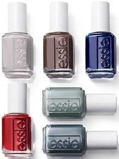 Fashion Inspiration: Essie Fall 2014 Collection