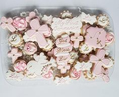 1st Holy Communion Cookies