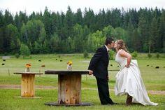 Redneck Wedding  | Redneck Wedding by Jerome Pollos | Apple Brides
