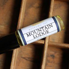 Mountain Lodge Perfume Oil
