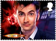Tom Baker, David Tennant, and Patrick Troughton are to feature on a special set of Royal Mail stamps in 2013. #DoctorWho #philately