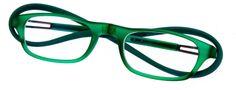Emerald green  #eyewear #slastik #garbi