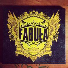 Fabuła - Dzieło Sztuki / #StepRecords http://jsdk.pl #Bezczel #Poszwixx #Fabuła #Proforma / Proforma Label/ Step Records / Białystok #Polska