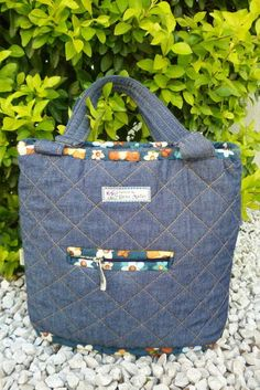 Jeans bag (picture only)