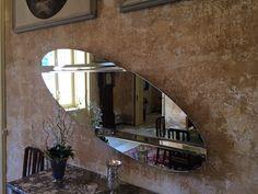Specchi The Wing design Daniel Libeskind by FIAM