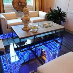 This is awesome,I would love one in my living room, curtesy of Localwinevents.com