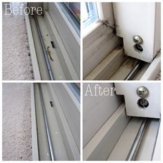 This tutorial shows you how to clean windows, the best way to clean window tracks and more! Your windows will be so clean you won't even notice they're there!