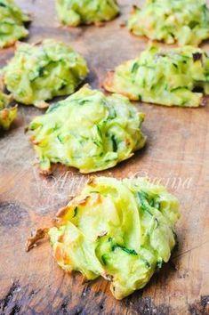 Frittelle al forno con zucchine e patate veloci vickyart arte in cucina
