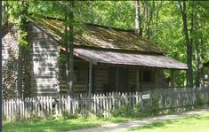 William Baxter Jordan home, now a part of the Mountain Village living history mu. - My Dream Life Rose Family, Mountain Village, History Museum, Arkansas, Dream Life, Monkey, Jumpsuit, Monkeys, At Sign