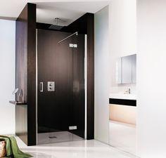 HSK Duschkabinenbau KG | Atelier - Raumnische mit Seitenwand