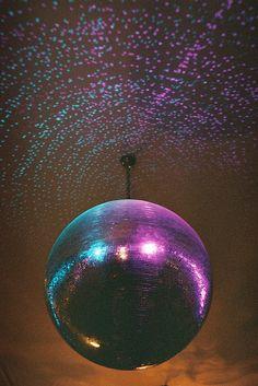 disco ball by Matilde Viegas, via Flickr