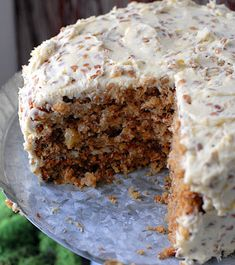 The Best Hummingbird Cake