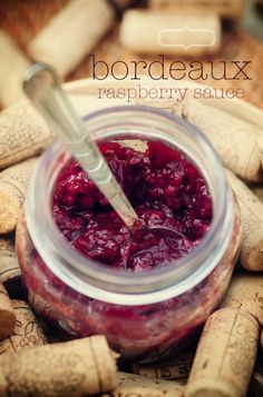Bordeaux rasperries