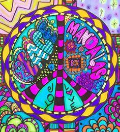 Hoi! Ik heb een geweldige listing gevonden op Etsy https://www.etsy.com/nl/listing/89685943/peace-love-and-joy-mandala-hippie-art